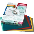 C-Line® Colored Project Folders, Assorted