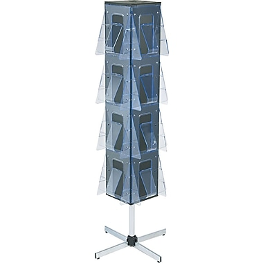 Deflecto Stand-Tall® Revolving Floor Display