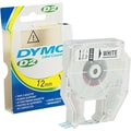 DYMO 1/2in. D2 Label Maker Tape, White