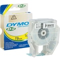 DYMO 3/4in. D2 Label Maker Tape, White