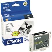 Epson® T043120 Black Ink Cartridge