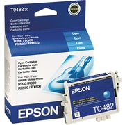 Epson® T048220 Cyan Ink Cartridge