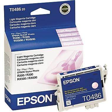 Epson 48, Light Magenta Ink Cartridge (T048620)