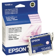 Epson® T048620 Light Magenta Ink Cartridge