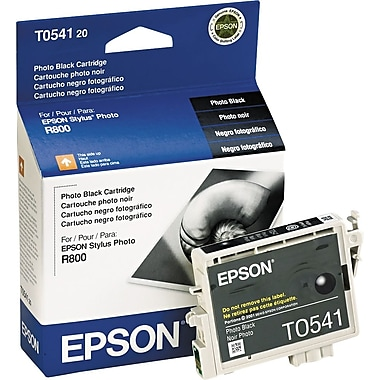 Epson® T054120 Ink Cartridge, Photo Black