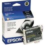 Epson® T054820 Ink Cartridge, Matte Black