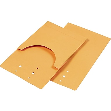 Pendaflex Kraft Retention Jackets, Letter/Legal, 100/Box