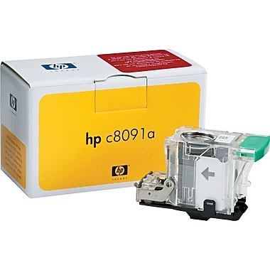 HP C8091A Staple Cartridge, 5,000/Pack