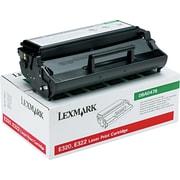 Lexmark™ – Cartouche de toner noire 08A0478, haut rendement