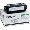 Lexmark 12A7462 Black Return Program Toner Cartridge, High Yield