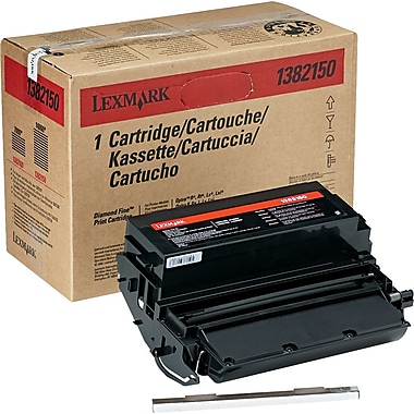 Lexmark Optra L & R/4049 Black Toner Cartridge (1382150), High Yield