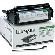 Lexmark 1382925 Black Return Program Toner Cartridge, High Yield