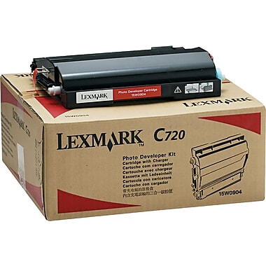 Lexmark™ 15W0904 C720 Photo Developer Kit (LEX15W0904)