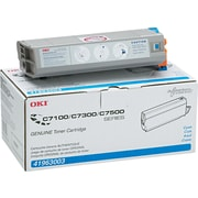 OKI 41963003 Cyan Toner Cartridge
