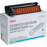 OKI 42126603 Image Drum Kit, Cyan
