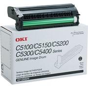 OKI 42126604 Laser Printer Image Drum, Black