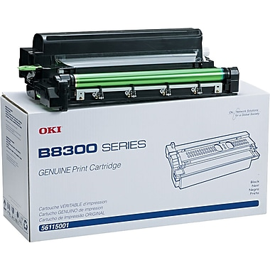 OKI 56115001 Black Toner Cartridge
