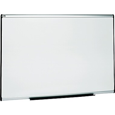 Quartet® Prestige Plus® DuraMax® Porcelain Dry-Erase Boards with Aluminum Frame, 6'x4'