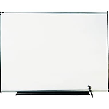 Quartet® Prestige® Total Erase® Dry-Erase Boards with Aluminum Frame, 4' x 3'