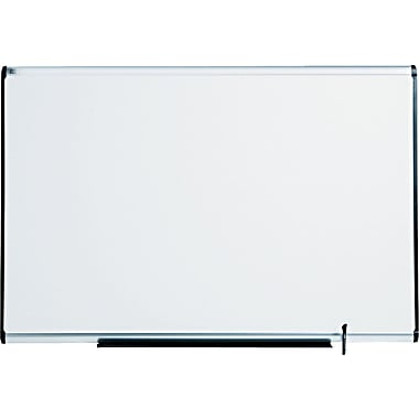 Quartet® Prestige® Total Erase® Dry-Erase Boards with Aluminum Frame, 6' x 4'