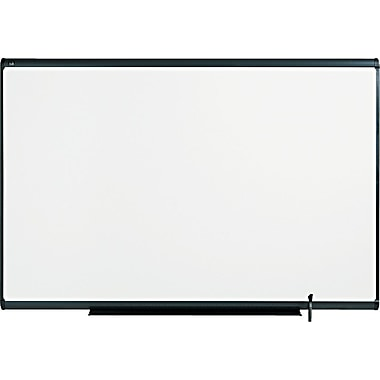Quartet® Prestige® Total Erase® Dry-Erase Boards with Graphite Frame, 6' x 4'