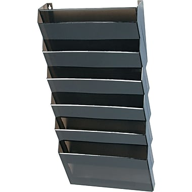 Rubbermaid Classic Hot File® 7-Pocket Starter Set, Letter-Size