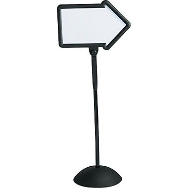 Safco Write Way Directional Dry-Erase Arrow Sign