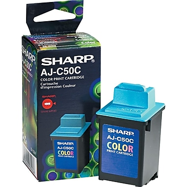 Sharp Color Ink Cartridge (AJ-C50C)