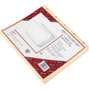 "Smead Indexed Manila File Folder Sets, 1-31, Letter,  8 1/2"" x 11"", 31/Pk"