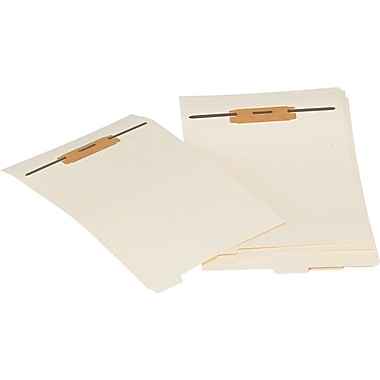 Smead Folder Dividers w/ Fasteners, Letter, 50/Box