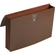 "Smead Expansion Wallet, Redrope, Legal Size, 15"" x 10"""