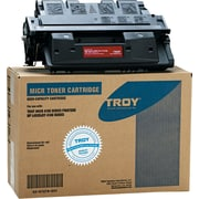 Troy® 0281078001 61X Compatible MICR Toner Secure, High-Yield, 10,000 PageYield, Black