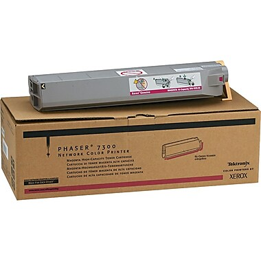 Xerox Phaser 7300 Magenta Toner Cartridge (016-1978-00), High Yield