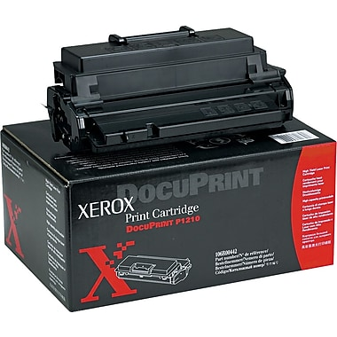Xerox® DocuPrint P1210 Black Toner Cartridge, High Yield (106R00442)