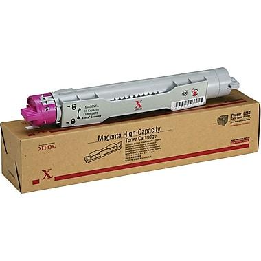 Xerox® Phaser 6250 Magenta Toner Cartridge, High Yield (106R00673)