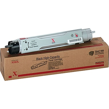 Xerox® Phaser 6250 Black Toner Cartridge, High Yield (106R00675)