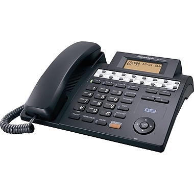Panasonic KX-TS4100B 4-Line Corded Integrated Telephone System