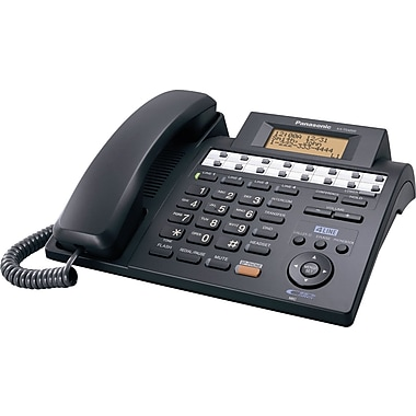 Panasonic KX-TS4200B 4-Line Integrated Telephone System with Caller ID