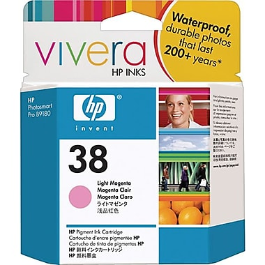 HP 38 Light Magenta Ink Cartridge (C9419A)