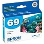Epson 69 Cyan Ink Cartridge (T069220)