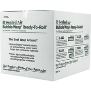 Staples® Extra Wide Bubble Wrap®, 24 x 175'