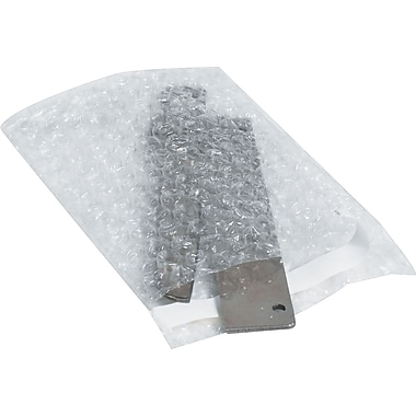 Staples® Self-Seal Bubble Bags, 8in. x 11-1/2in.