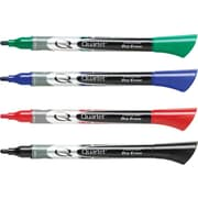 Quartet® EnduraGlide™ Fine Point Dry-Erase Markers, Assorted, 4/Pack