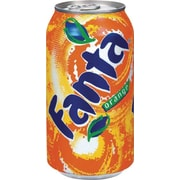 Fanta Orange 12oz 24/ct