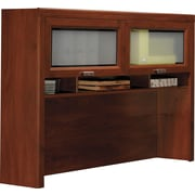 Bush Furniture Tuxedo Hutch, Hansen Cherry