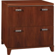 Bush Furniture Tuxedo Lateral File, Hansen Cherry