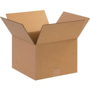 "12""x12""x8"" Staples Brand Corrugated Boxes, 25/Bundle (12128)"