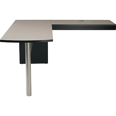 Bestar In-Space New Generation Conference Table/Bridge, Sand Granite