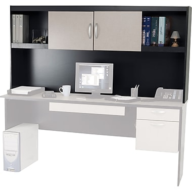 Bestar In-Space New Generation Hutch, Sand Granite