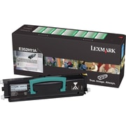 Lexmark E350 Black Toner Cartridge (E352H11A), High Yield Return Program